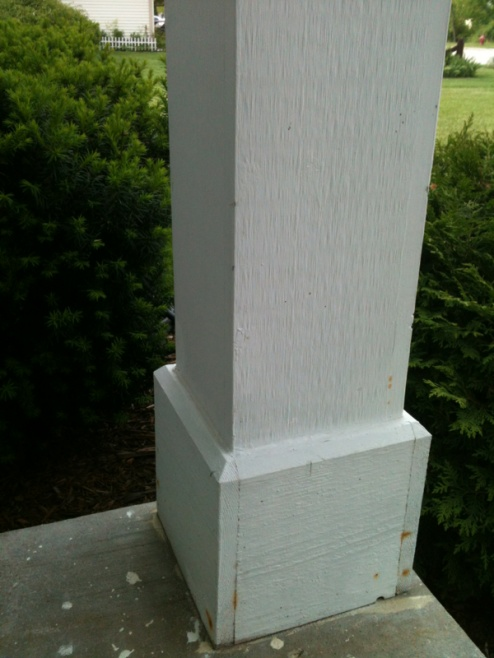 Painting wooden columns-image-3310860320.jpg