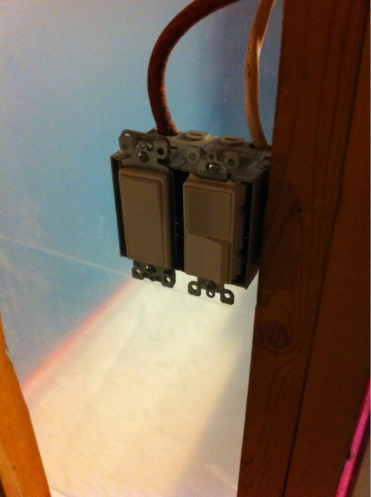 Wiring A Bathroom Fan / Light With 2 Switches - Electrical ...