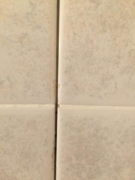 Replacing Grout & Tile Spacing - Kitchen & Bath Remodeling - DIY ...