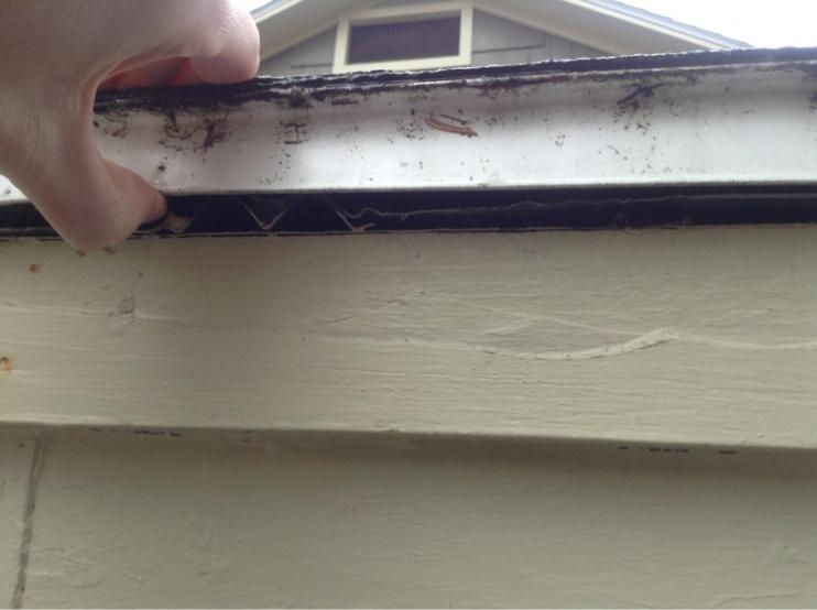 Asphalt Shingles Over Metal Roof See Pics Roofing