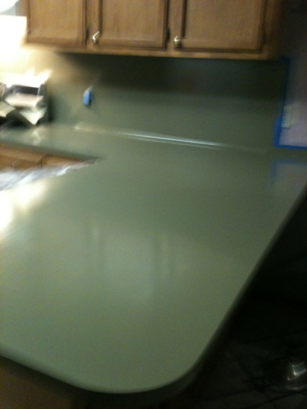 Painting Formica Countertops - Painting - DIY Chatroom Home ...