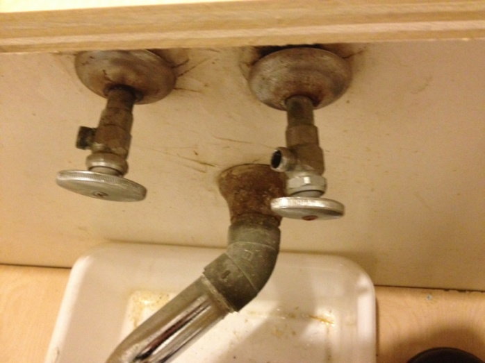 Connecting Sink Drain Pipe to wall-image-3881109960.jpg