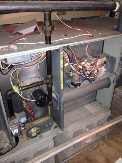 Trane XE 80 High Temp Limit Switch - HVAC - DIY Chatroom Home ... on