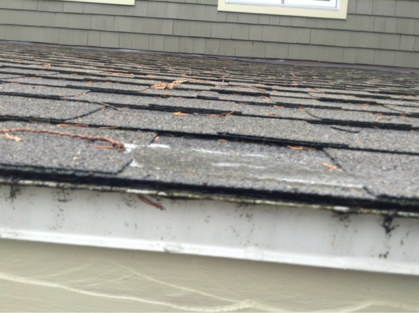 Asphalt Shingles Over Metal Roof See Pics Roofing