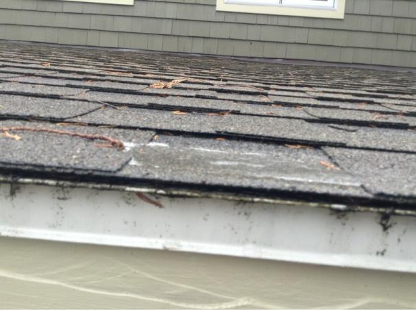 Asphalt Shingles Over Metal Roof - See Pics - Roofing/Siding - DIY ...