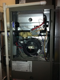 Furnace wont stay ed some help - m Archive