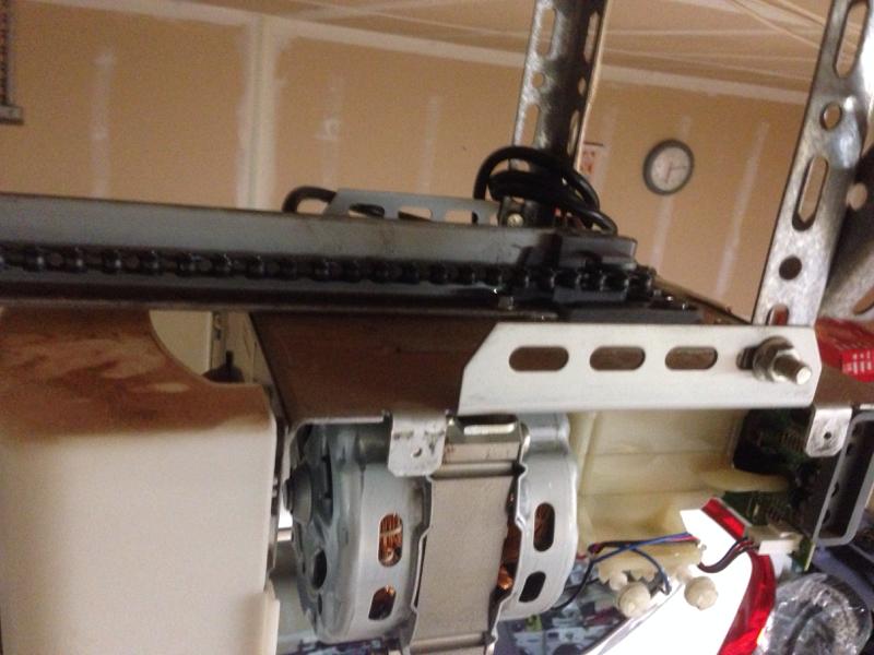 Replacing Sprocket On Linear Ldo50 Garage Door Opener