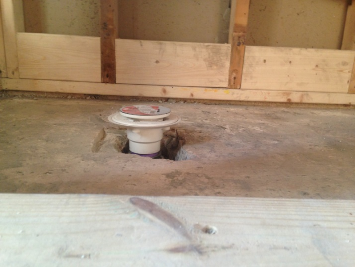 Exceptionnel New Shower Drain Image 791705571 ...