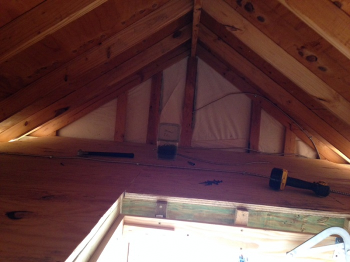 Beau ... Creating Attic Storage Space   Outdoor Shed Image 924314738 ...