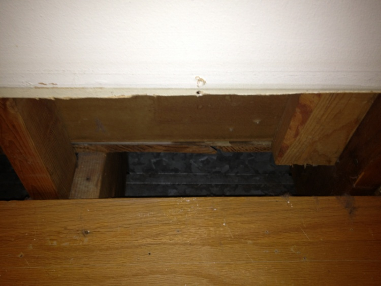 Infill subflooring/hardwood at relocated return air vent:-image-949785434.jpg