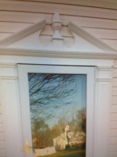 Exterior Soor Trim Arch Called Windows And Doors Diy