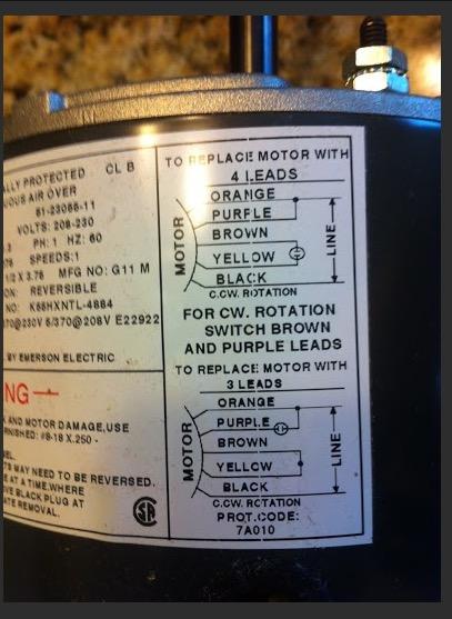 5 Wire Condenser Fan Motor Diagram Ford Fuel Sending Unit Wiring Diagram Pipiiing Layout Tukune Jeanjaures37 Fr