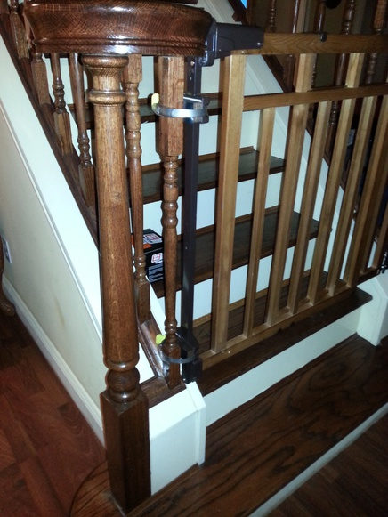 Baby Proofing Stairs Image
