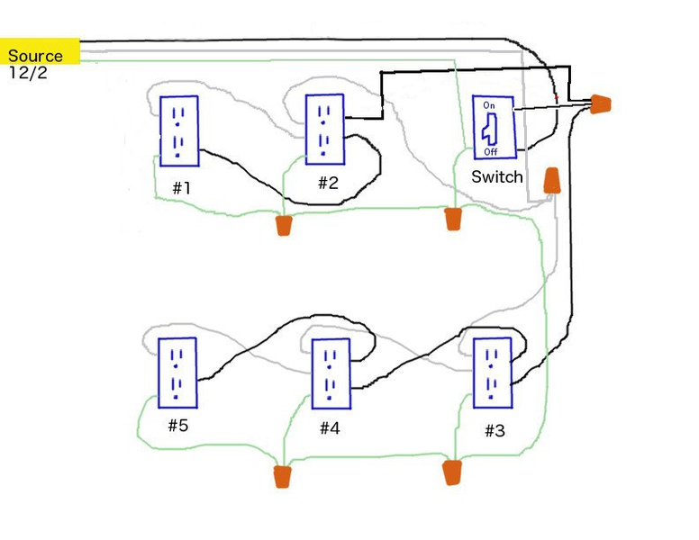 125281d1425336089 wiring diagram help image daisy chain wiring diagram daisy chain electrical wiring diagram Daisy Chain Circuits at edmiracle.co