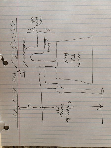 Washer Drain Sewer Like Smell - Plumbing - DIY Home Improvement ...