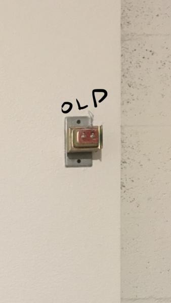 Unique Doorbell Transformer Tape - Electrical - DIY Chatroom Home  GR91