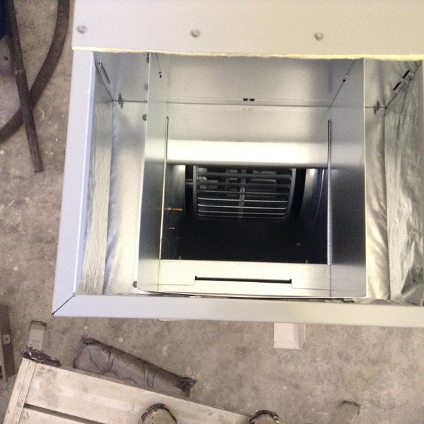 Plenum On A Trane Tem4 Air Handler - HVAC - DIY Chatroom