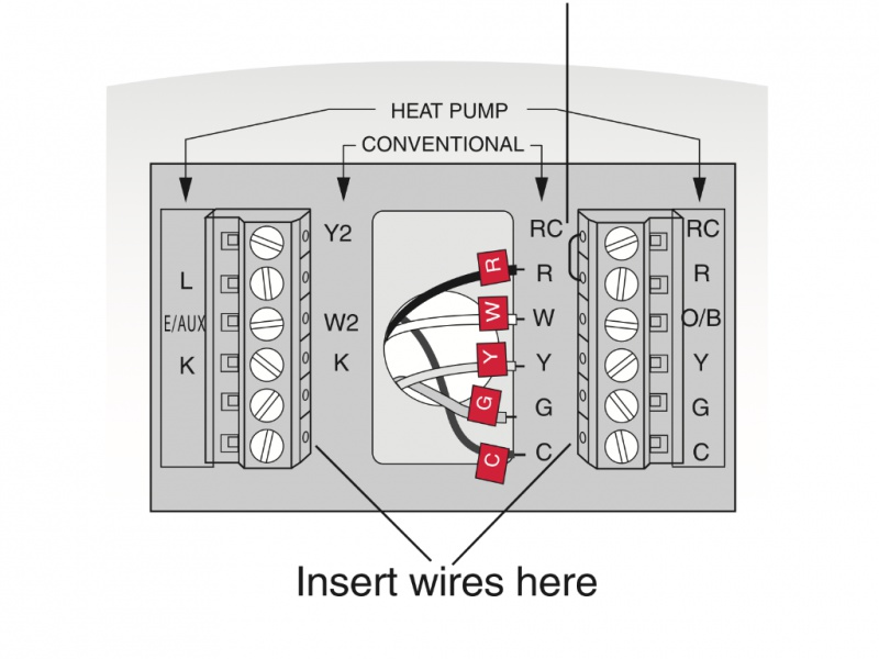 central ac contactor wiring diagram images thermostat wiring diagram on central ac thermostat wiring