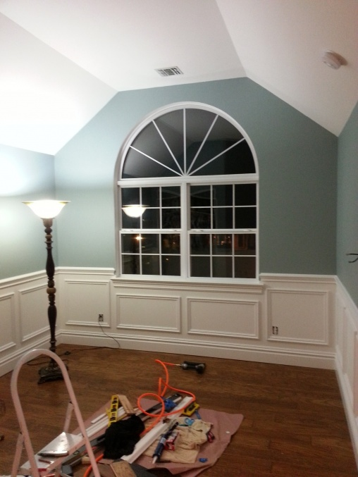Picture Frame Wainscoting Carpentry Page 2 Diy Chatroom Home