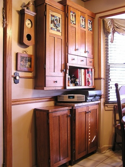 Remove Center Stile From Upper Kitchen Cabinet - Carpentry ...