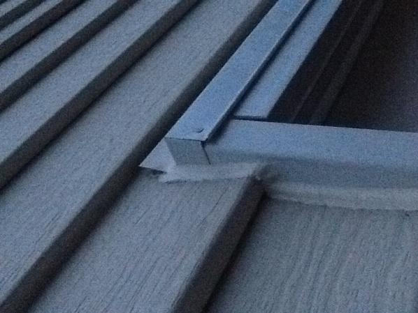Drip cap over sliding door-image.jpg & Drip Cap Over Sliding Door - Windows and Doors - DIY Chatroom Home ... pezcame.com