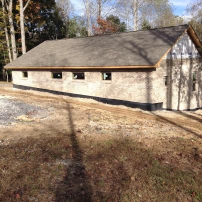 Insulation Of Concrete Block House Insulation Diy