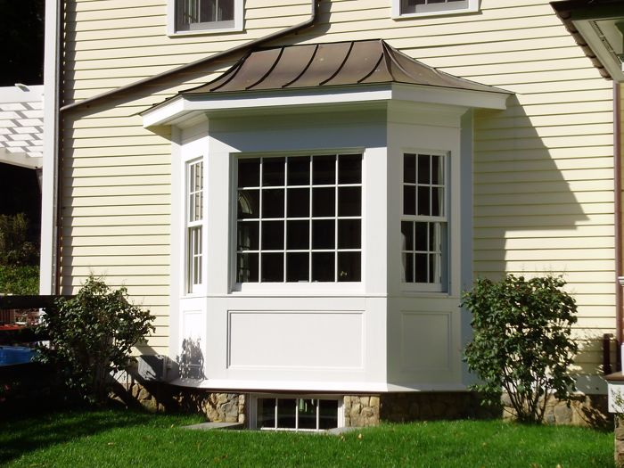 Bay Window Exterior Trim