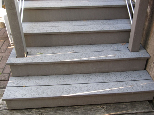 TREX Decking Extremely Disappointing - General DIY
