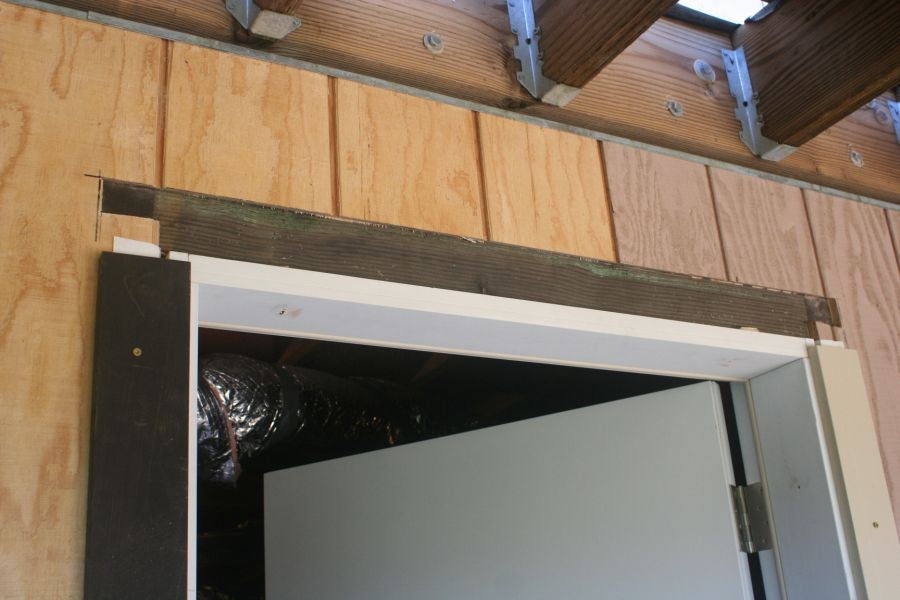 Drip Cap Placement With T1 11 Siding Windows And Doors