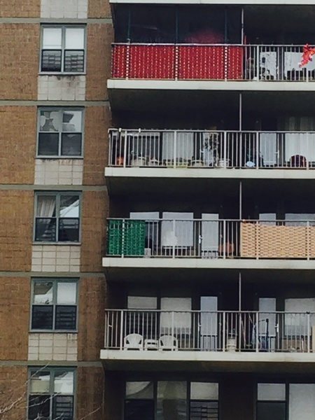 Apartment Balcony Privacy Help - General DIY Discussions - DIY ...