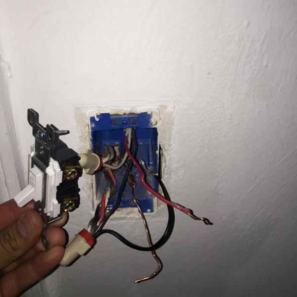 HELP..! New Light Switch Won't Turn Off Light