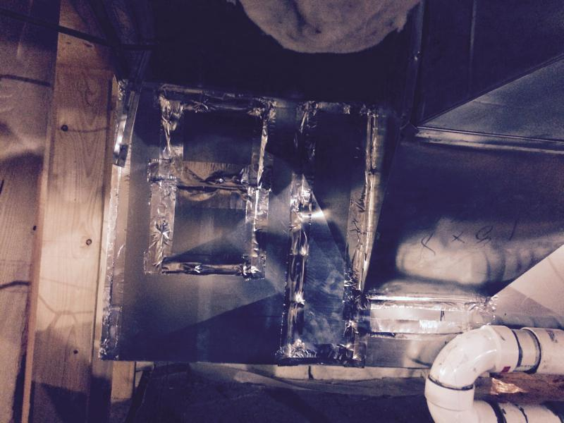 Bypass humidifier installed on horizontal furnace, possible?-image_1445050368411.jpeg