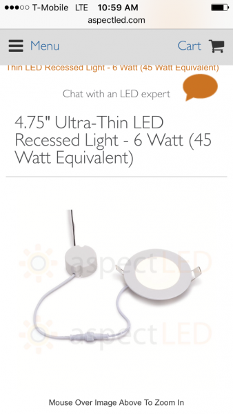 ultra thin recessed lighting low profile led image1457107202901jpg anyone roughed in ultra thin recessed led lights roughed in ultra thin recessed lights electrical diy