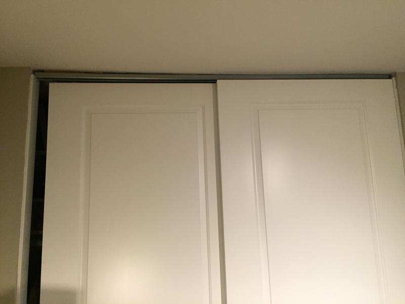 Sliding Closet Door Trim Diy Home Improvement Forum