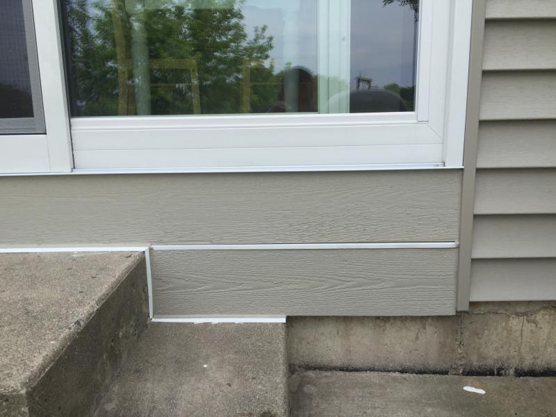 Gaps in cedar porch column - caulk or filler?-image_1467060442624.jpeg