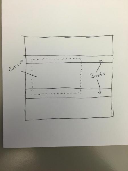 Get 4x8 Drywall Sheets Into Basement General Diy