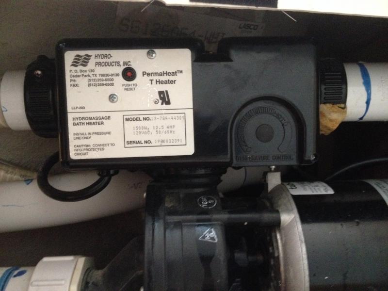 Lasco spa inline heater leaks-image_1484875127563.jpeg