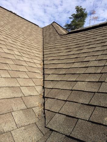 Ridge Vent Hip Transition Asthetics Roofing Siding Diy