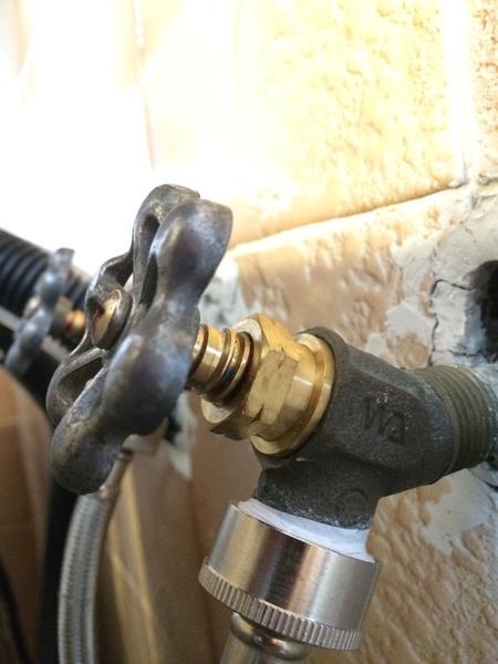 Stem Valve Leak - Plumbing - DIY Home Improvement | DIYChatroom