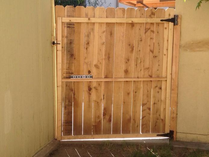 Fix A Sagging Gate Building Amp Construction Diy