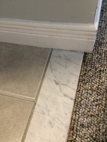 How Do I Remove This Marble  Threshold? Imageuploadedbytapatalk1441669395.528153 ...