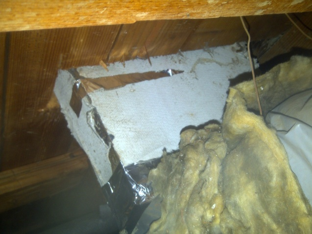 Does this look like asbestos wrapping my HVAC register?-img-20111119-00358-s.jpg