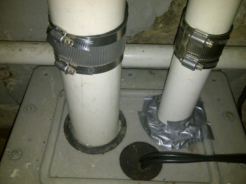 Good Sewage Ejector Pump In Basement Img 20121130 00705 ...