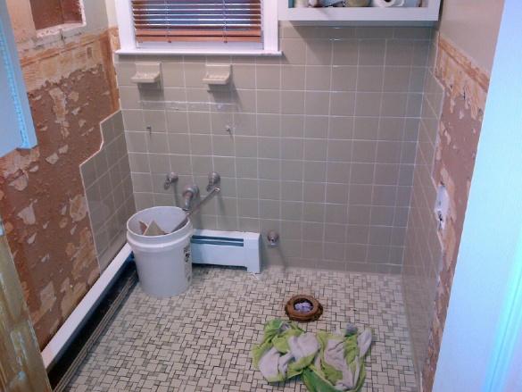 Main Floor Half Bath Remodel - Project Showcase - DIY ...