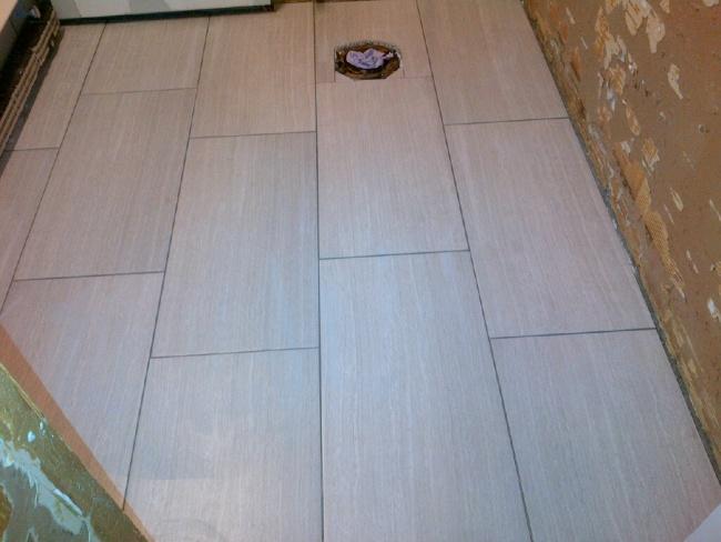 Sanded Or Unsanded Grout - Tiling, ceramics, marble - DIY Chatroom ...