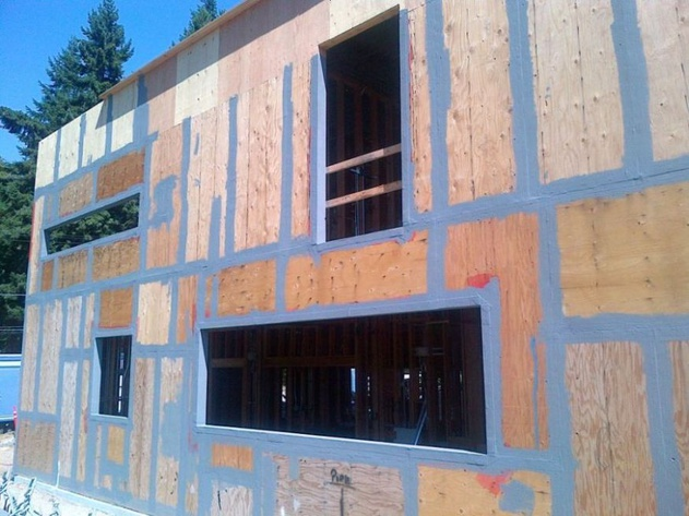 Sheathing Seam Tape: Identify This One? (+ Question On Interior ...