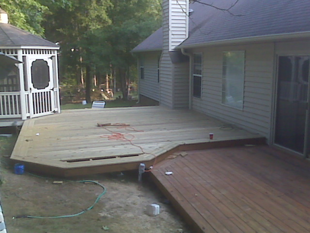 Looking For Good Deck Plans Landscaping Lawn Care Diy Chatroom Home Improvement Forum