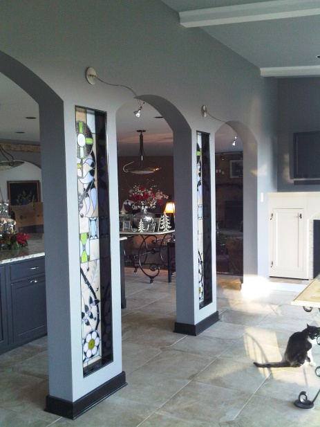 Black Crown Molding Wall Paint Ideas Img00067 20091212