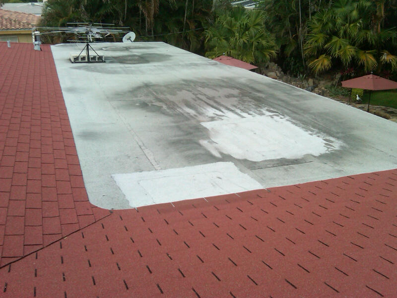 Florida Flat Roof And Elastomeric Coatings Roofing