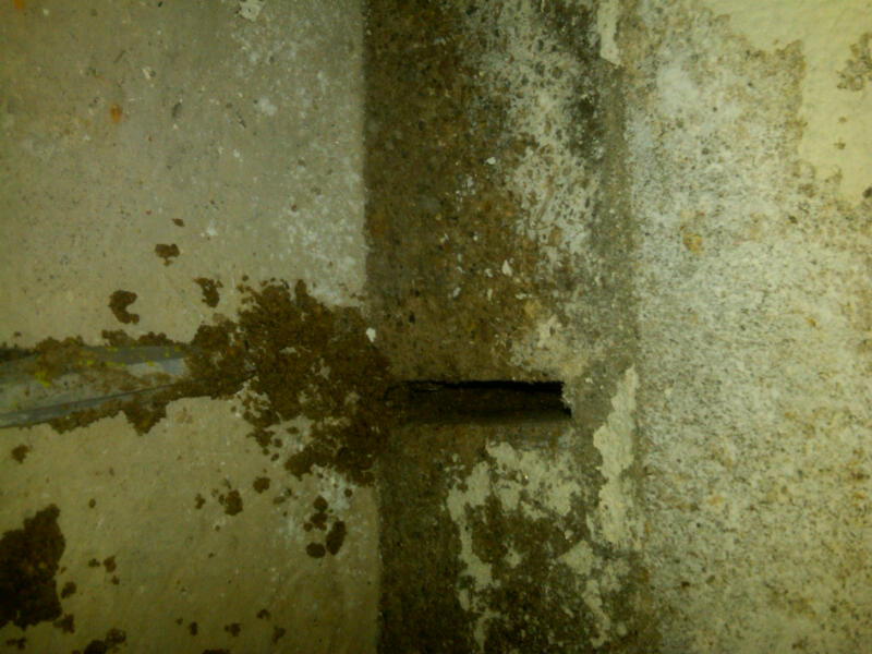 Is small gap at base ofblock wall supposed to be there?-img00099-20110117-1946.jpg